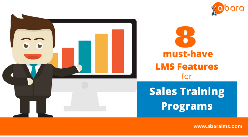8 must-have LMS Features for Sales Training Programs | Abara LMS thumbnail