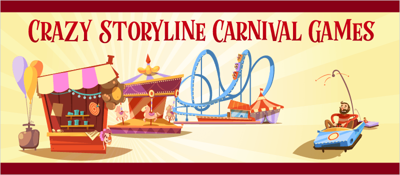 Crazy Storyline Carnival Games » eLearning Brothers thumbnail