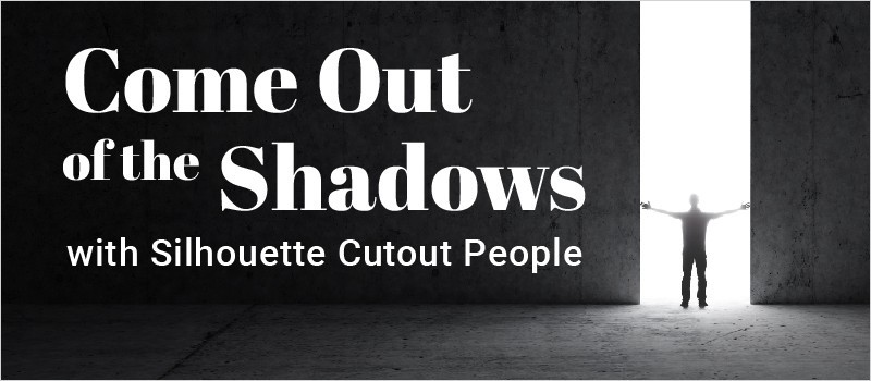 Come Out of the Shadows with Silhouette Cutout People » eLearning Brothers thumbnail
