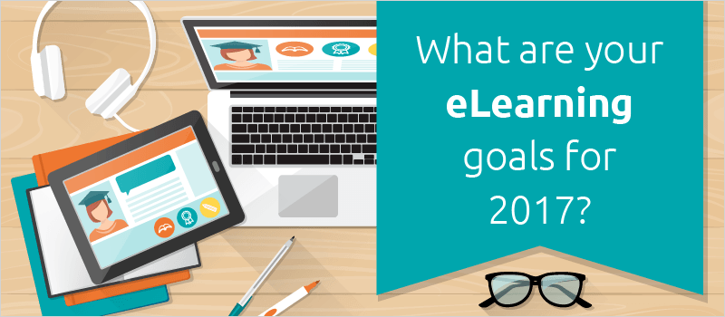 What are your SMART eLearning goals for 2017? » eLearning Brothers thumbnail