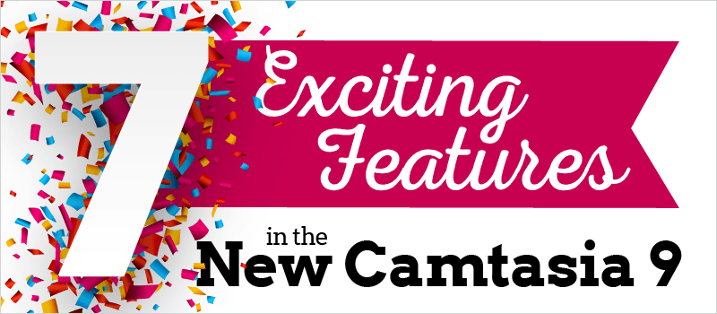 Webinar: 7 Exciting Features in the New Camtasia » eLearning Brothers thumbnail