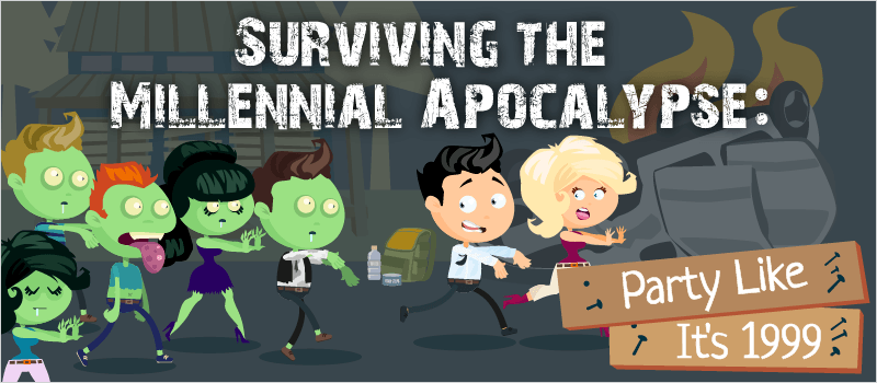 Surviving the Millennial Apocalypse: Party Like It's 1999 » eLearning Brothers thumbnail