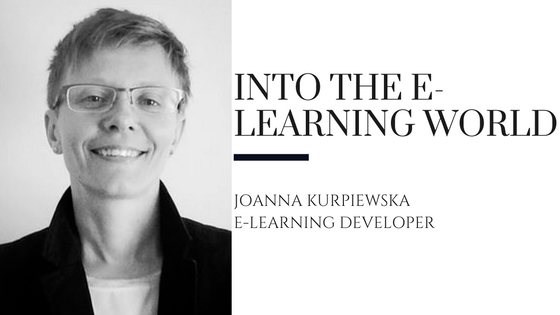 Into the e-learning world with Joanna Kurpiewska: Community keeps you motivated thumbnail