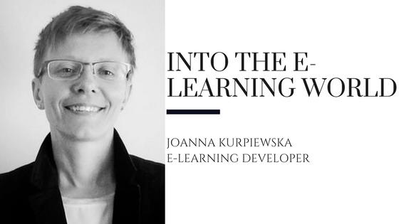 Into the e-learning world with Joanna Kurpiewska: Community keeps you motivated thumbnail