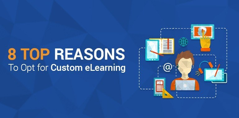 8 Top Reasons to Opt for Custom eLearning  - InfoPro Learning thumbnail