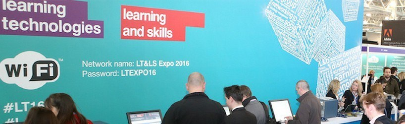 Sponge UK at Learning Technologies 2017 thumbnail
