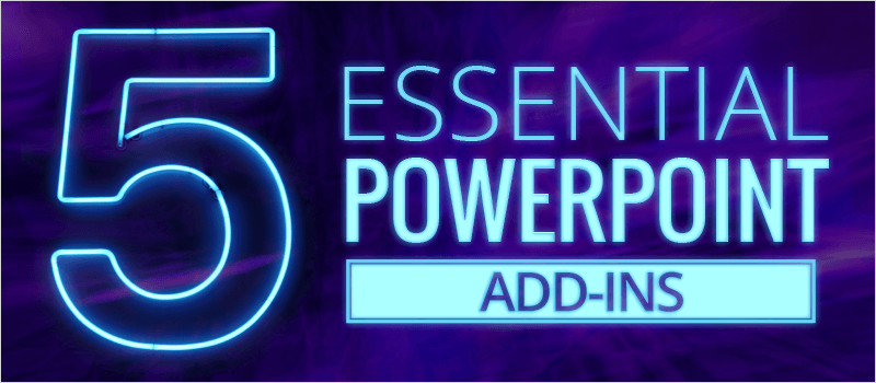 5 Essential PowerPoint Add-Ins - eLearning Brothers thumbnail