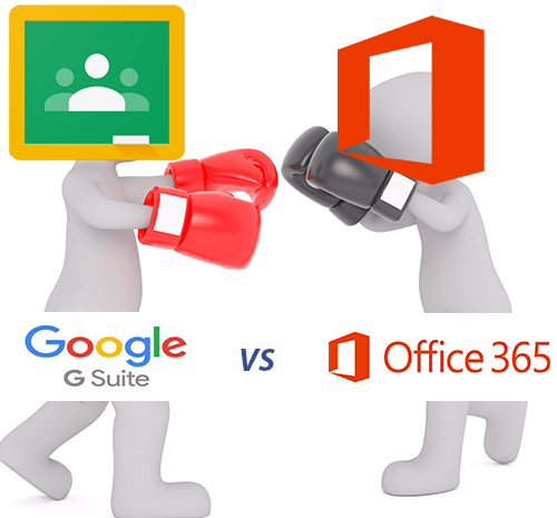 Office 365 version Google Apps thumbnail