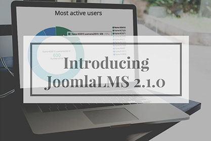 JoomlaLMS Has Announced the Release of JoomlaLMS 2.1.0 thumbnail