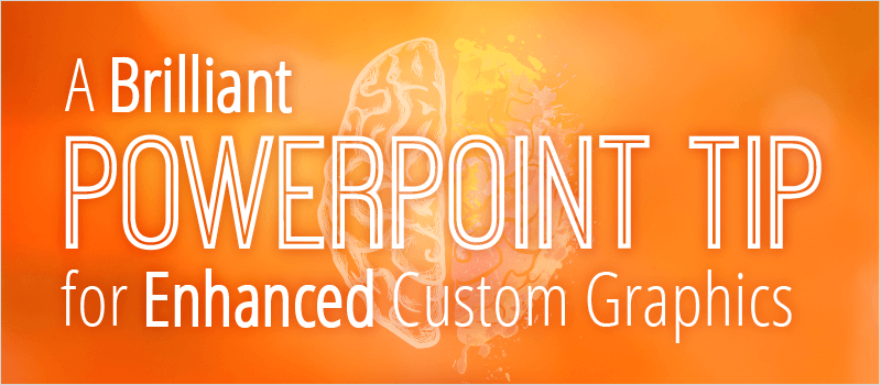 A Brilliant PowerPoint Tip for Enhanced Custom Graphics - eLearning Brothers thumbnail