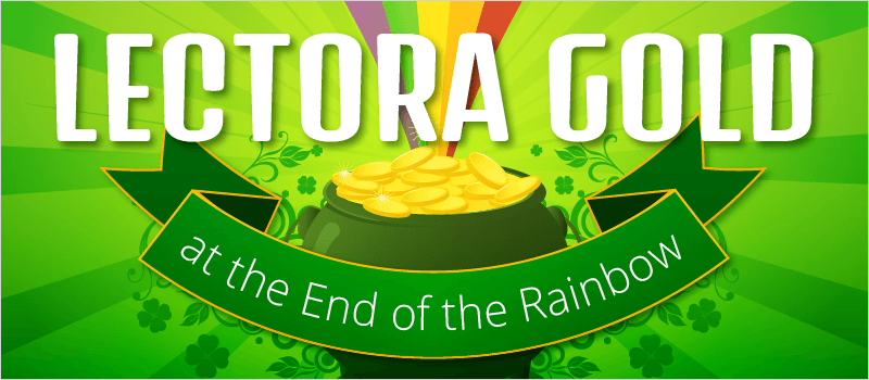 Lectora Template Gold at the End of the Rainbow - eLearning Brothers thumbnail