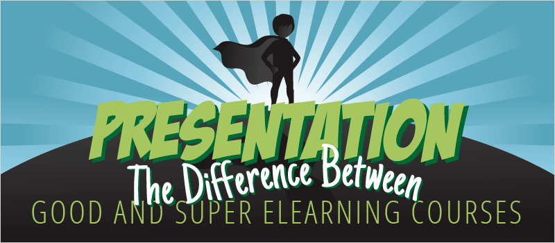 Presentation: The Difference Between Good and Super eLearning Courses - eLearning Brothers thumbnail