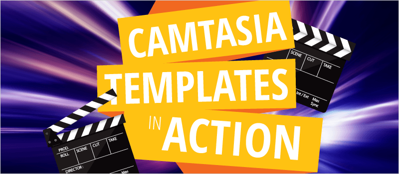 Camtasia Templates in Action - eLearning Brothers thumbnail