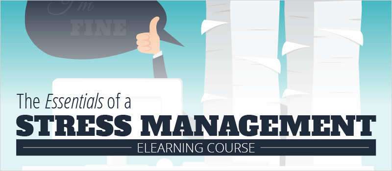 The Essentials of a Stress Management eLearning Course - eLearning Brothers thumbnail