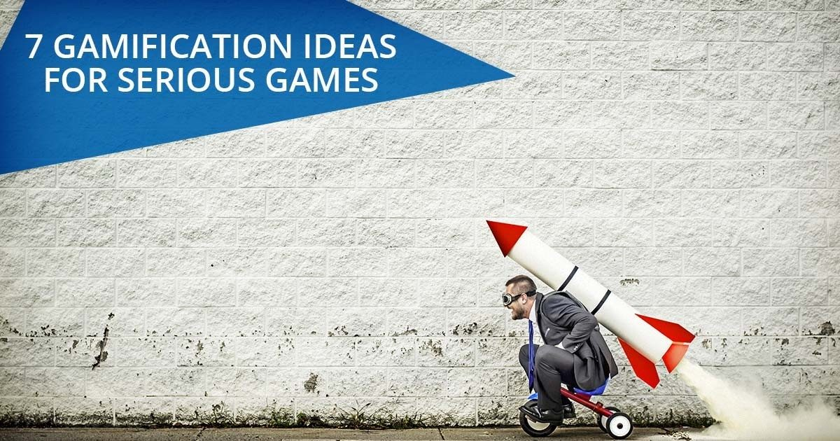 7 eLearning Gamification Elements to Get the Most Out of Serious Games thumbnail