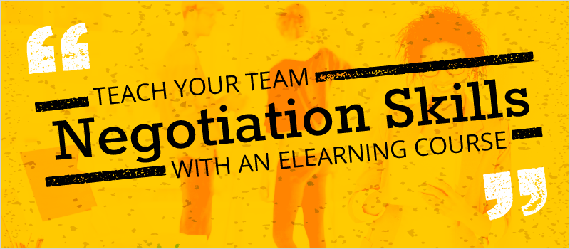 Teach Your Team Negotiation Skills with an eLearning Course | eLearning Brothers thumbnail