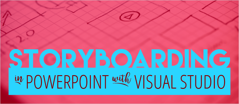 Storyboarding in PowerPoint with Visual Studio | eLearning Brothers thumbnail