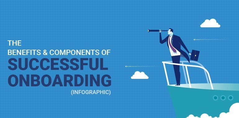 The Benefits and Components of Successful Onboarding (Infographic) thumbnail