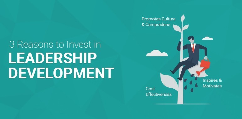 3 Reasons to Invest in Leadership Development ! thumbnail