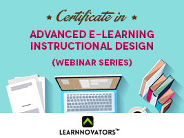Learnnovators Offers Advanced eLearning Instructional Design Course - eLearning Industry thumbnail