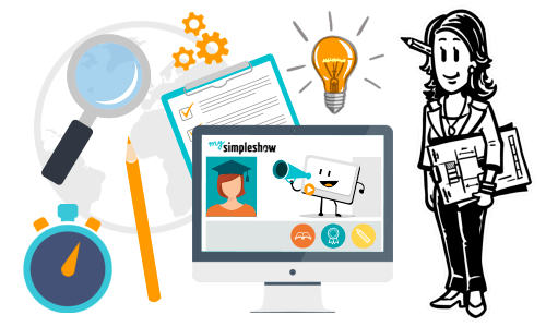 Explainer Videos In eLearning: Everything Instructional Designers Need To Know - mysimpleshow thumbnail