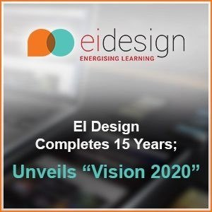 EI Design Completes 15 Years And Unveils Vision 2020 - eLearning Industry thumbnail