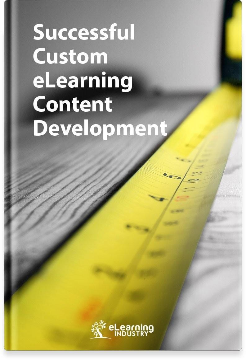 Nicholas Avino on Successful Custom eLearning Content Development thumbnail