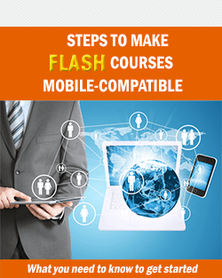 Steps to Make Flash Courses Mobile-compatible thumbnail