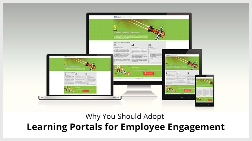 Why You Should Adopt Learning Portals For Employee Engagement - eLearning Industry thumbnail