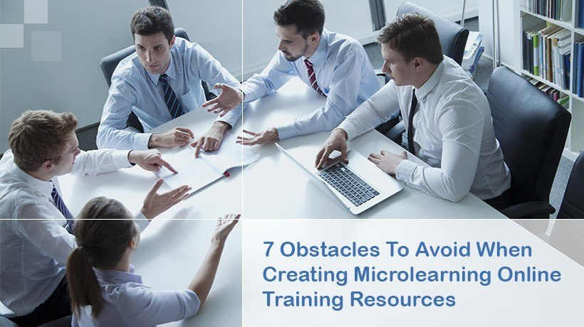7 Obstacles To Avoid When Creating Microlearning Online Training Resources - EIDesign thumbnail