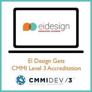 EI Design Gets CMMI Level 3 Accreditation - eLearning Industry thumbnail