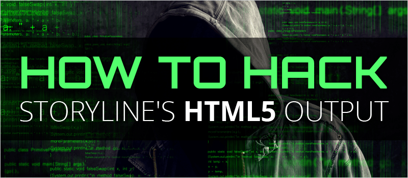 Webinar: How to Hack Storyline's HTML5 Output | eLearning Brothers thumbnail