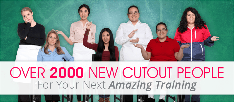 Over 2000 New Cutout People For Your Next Amazing Training | eLearning Brothers thumbnail
