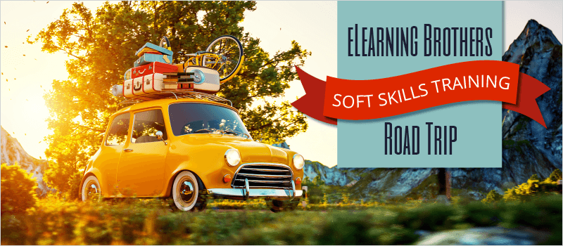 Webinar: eLearning Brothers Soft Skills Training Road Trip | eLearning Brothers thumbnail