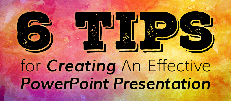 6 Tips for Creating An Effective PowerPoint Presentation | eLearning Brothers thumbnail