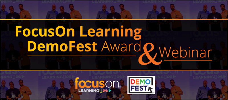 FocusOn Learning DemoFest Award and Webinar | eLearning Brothers thumbnail