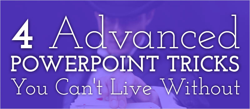 4 Advanced PowerPoint Tricks You Can't Live Without | eLearning Brothers thumbnail