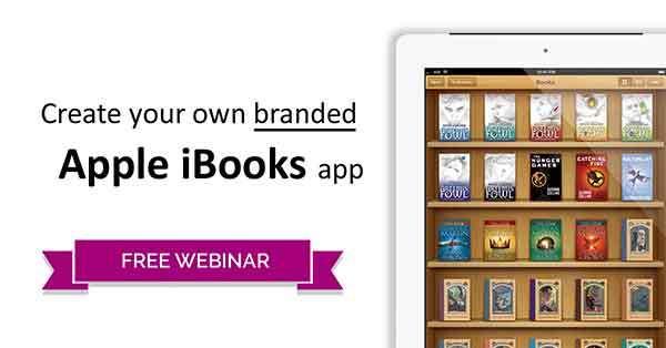 [Free Webinar] Hidden secrets: Create your own branded 'Apple iBooks' app thumbnail