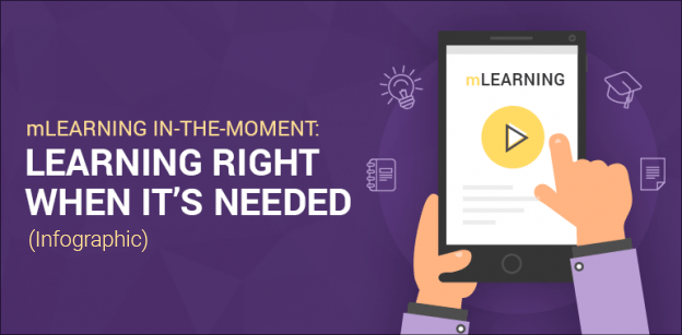 mLearning in-the-Moment: Learning Right When It's Needed! thumbnail
