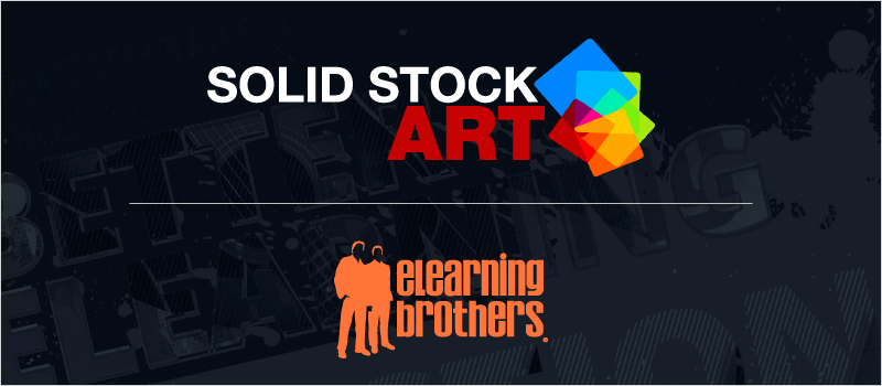 eLearning Brothers Acquires SolidStockArt.com | eLearning Brothers thumbnail