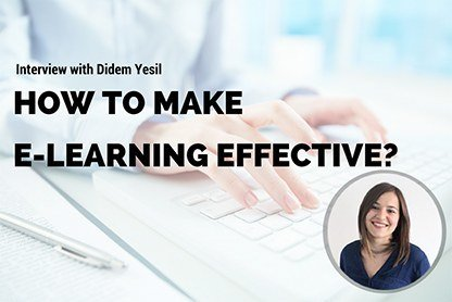 How to Make E-Learning Effective? - Interview with Didem Yesil thumbnail