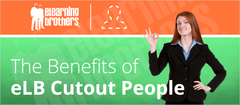 The Benefits of eLB Cutout People | eLearning Brothers thumbnail