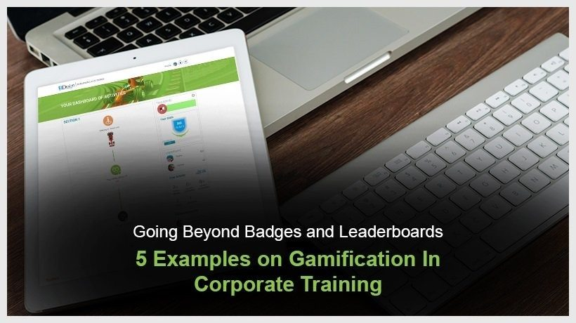 Go Beyond Badges And Leaderboards: 5 Examples Of Gamification In Corporate Training - eLearning Industry thumbnail