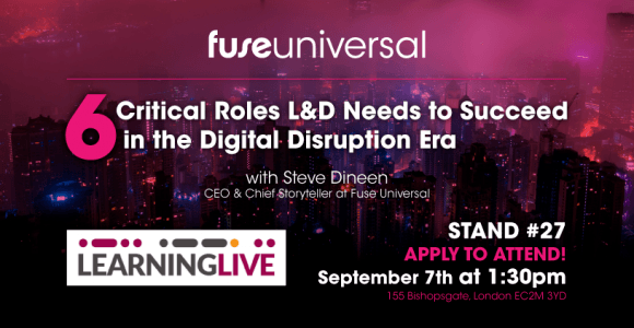 Fuse Universal At Learning Live 2017 - eLearning Industry thumbnail