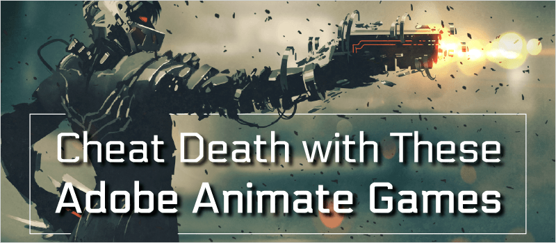 Cheat Death with These Adobe Animate Games | eLearning Brothers thumbnail