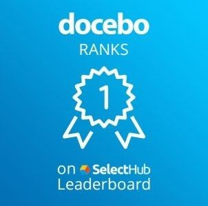 Docebo Ranks #1 In Learning Management Software Leaderboard By SelectHub - eLearning Industry thumbnail