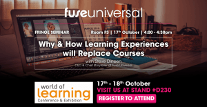 Fuse Universal At World Of Learning 2017 - eLearning Industry thumbnail