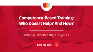 Webinar: Competency-Based Training - Who Does It Help? And How? - eLearning Industry thumbnail
