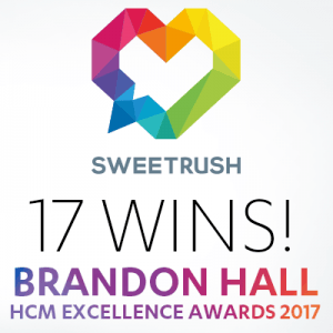 SweetRush Wins 17 Brandon Hall Group Excellence Awards, 13 Golds - eLearning Industry thumbnail