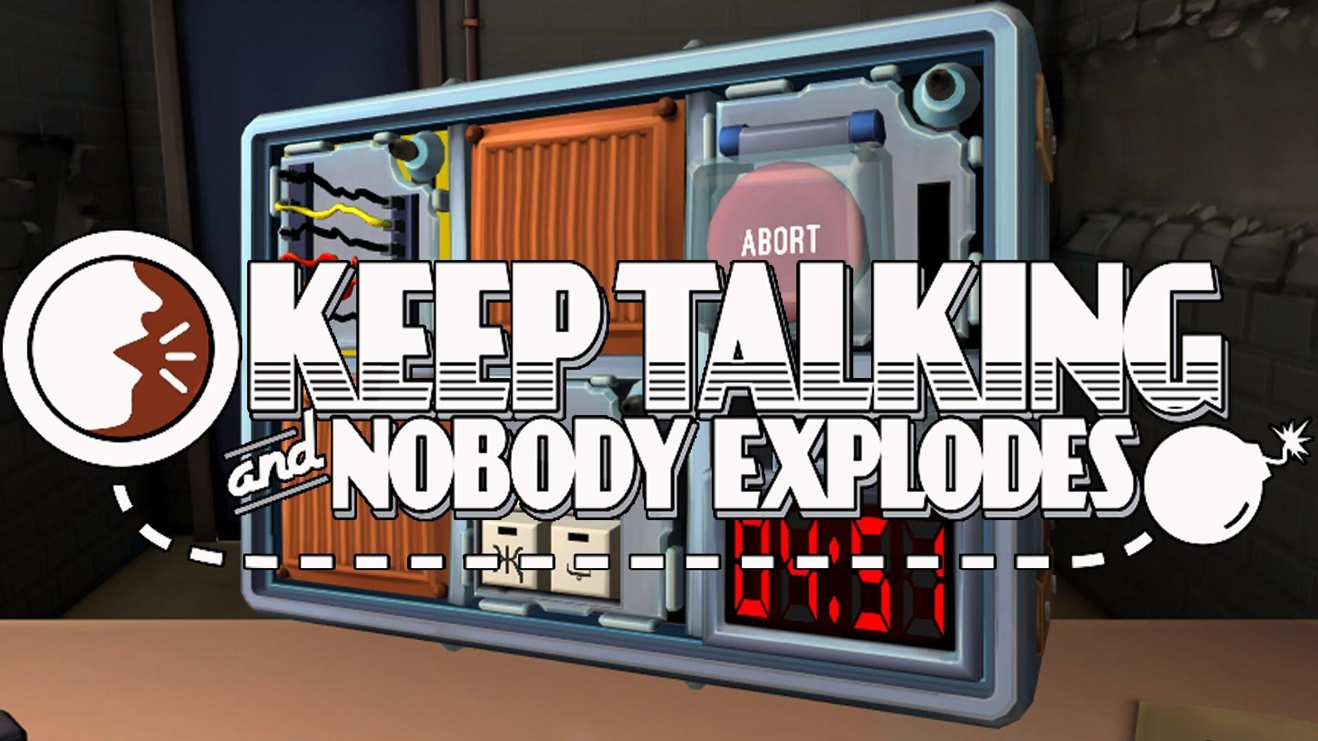 Learning from Games – Games Beyond Stereotypes #02 Keep Talking & Nobody Explodes thumbnail